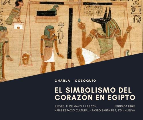 Charla-coloquio: El simbolismo del corazón en Egipto